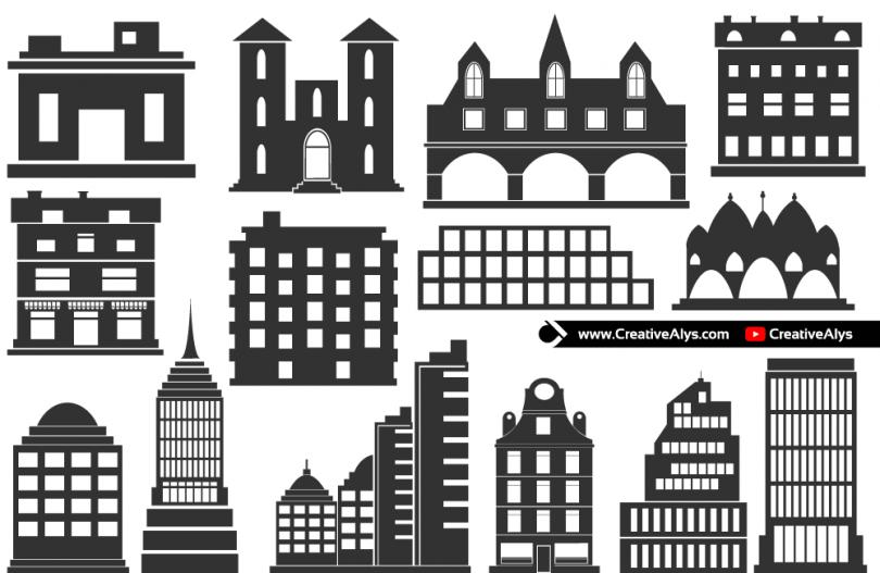 14-Free-Building-Vectors