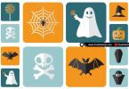 flat-halloween-app-icons