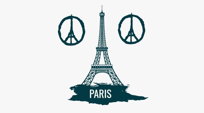 Eiffel-Tower,-Paris-in-Vector