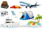 3D-Travel-Vectors
