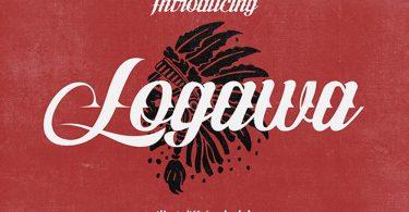 logawa-script-font