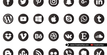 gradient-social-media-icons-dark