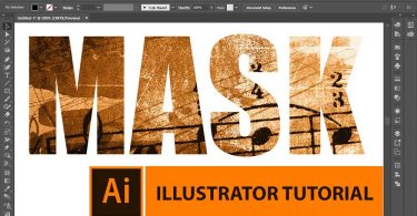 How-to-Create-Text-Mask-in-Adobe-Illustrator
