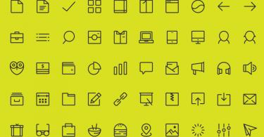 glyph-stroke-icons