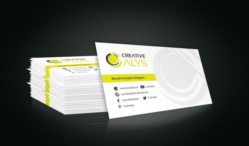Stylish-Stacked-Business-Card-Mockup