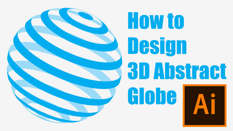 abstract-3D-globe