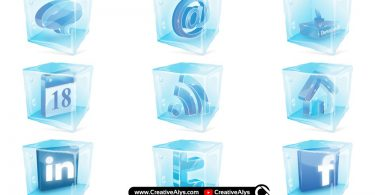 3d-ice-cube-web-app-icons