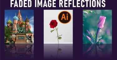 image-reflection-illustrator