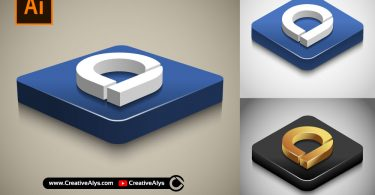 3d-logo-design-in-illustrator