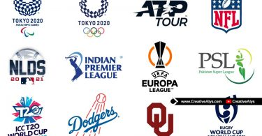 Famous-Sports-Logos-in-Vector-2020-21